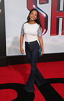 "29 March 2019 - Hollywood, California - Christina Milian. Warner Bros. Pictures And New Line Cinema's World Premiere Of ""SHAZAM!""  held at TCL Chinese Theatre IMAX. <br /> CAP/ADM/FS<br /> ©FS/ADM/Capital Pictures"