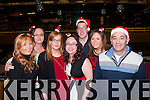 Fuel 4 Santa<br /> ---------------<br /> Enjoying the Apple Green,Fairies Cross service station Christmas staff party in the Kingdom Greyhound Stadium,Tralee last Saturday night were L-R Lisa Conway,Debra Breen,Denise Murphy,Karen Norton,Dermot O'Sullivan,Heather Hartley and Tom O'Connor.