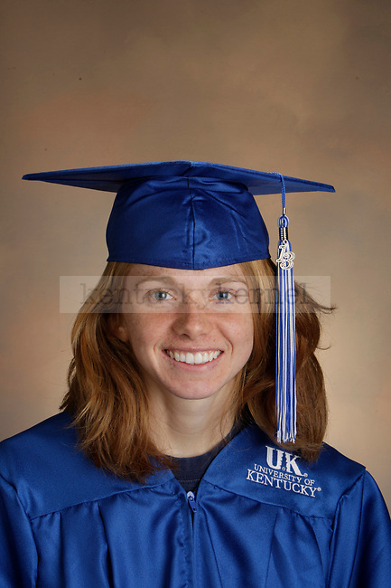 Helgeson, Erika photographed during the Feb/Mar, 2013, Grad Salute in Lexington, Ky.