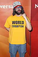 PASADENA, CA, USA - APRIL 08: Judah Friedlander at the NBCUniversal Summer Press Day 2014 held at The Langham Huntington Hotel and Spa on April 8, 2014 in Pasadena, California, United States. (Photo by Xavier Collin/Celebrity Monitor)