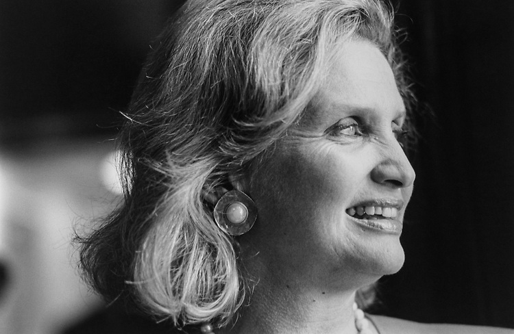 Rep. Carolyn Maloney, D-N.Y., in May 1994. (Photo by Maureen Keating/CQ Roll Call via Getty Images)