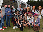locals at the Big Country night in Cushinstown Athletic Club in aid of the Oncology Unit at Our Lady of Lourdes Hospital. Photo:Colin Bell/pressphotos.ie