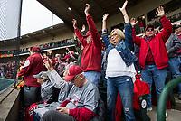 NWA Democrat-Gazette/BEN GOFF @NWABENGOFF<br /> Arkansas vs LSU Saturday, May 11, 2019, at Baum-Walker Stadium in Fayetteville.