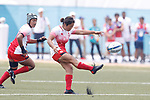Yume Okuroda (JPN), <br /> AUGUST 30, 2018 - Rugby : <br /> Women's Group A match <br /> between Japan 65-0 Idonesia <br /> at Gelora Bung Karno Rugby Field <br /> during the 2018 Jakarta Palembang Asian Games <br /> in Jakartan, Idonesia. <br /> (Photo by Naoki Morita/AFLO SPORT)