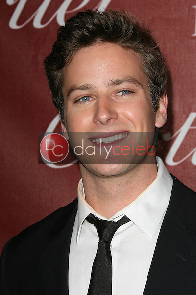 Armie Hammer<br />