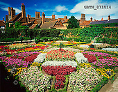 Tom Mackie, FLOWERS, photos, The Knot Garden, New Place, Stratford-Upon-Avon, Warwickshire, England, GBTM871014,#F# Garten, jardín