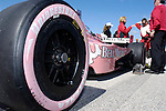 Katherine Legge's PKV Lola, in Warriors in Pink livery, at the Champ Car Grand Prix of Road America, 2006<br /> <br /> Please contact me for the full-size image<br /> <br /> For non-editorial usage, releases are the responsibility of the licensee.