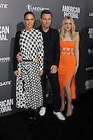 BEVERLY HILLS, CA - OCTOBER 13: Jennifer Connelly, Dakota Fanning, Ewan McGregor attends the Special Screening Of Lionsgate's 'American Pastoral' on October 13, 2016 in Beverly Hills, California. (Credit: MPA/MediaPunch).