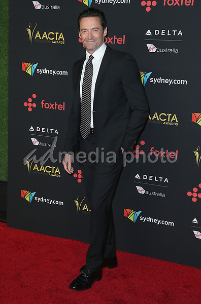 05 January 2018 - Hollywood, California - Hugh Jackman. 7th AACTA International Awards held at Avalon Hollywood. Photo Credit: F. Sadou/AdMedia
