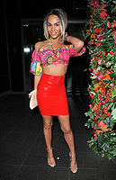 Talulah-Eve at the Spectrum x Disney: The Little Mermaid themed launch party, W Hotel, Wardour Street, London, England, UK, on Wednesday 30 May 2018.<br /> CAP/CAN<br /> &copy;CAN/Capital Pictures