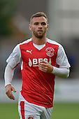 31/07/2015  Fleetwood Town v Getafe PSF<br /> <br /> <br /> Jimmy Ryan, Fleetwood Town