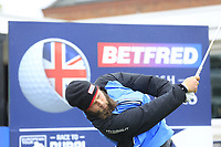 Andrew Johnston (ENG) during the Hero Pro-am at the Betfred British Masters, Hillside Golf Club, Lancashire, England. 08/05/2019.<br /> Picture Fran Caffrey / Golffile.ie<br /> <br /> All photo usage must carry mandatory copyright credit (© Golffile | Fran Caffrey)