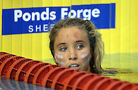 PICTURE BY VAUGHN RIDLEY/SWPIX.COM - Swimming - ASA National County Team Championships 2012 - Ponds Forge, Sheffield, England - 21/10/12 - Marissa Posnett competes in the Girls 16/17 yrs 100m Freestyle.