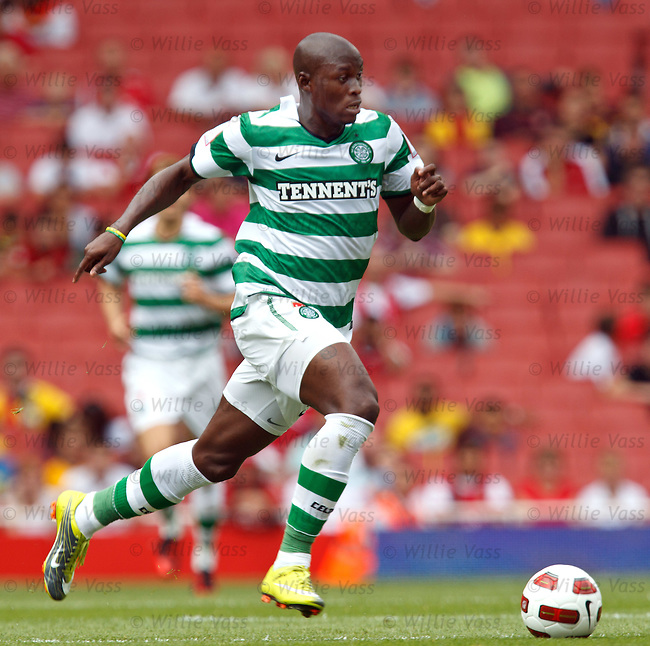Marc Antoine Fortune, Celtic