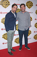 29 March 2017 - Las Vegas, NV -  Ed Helms, Lawrence Sher. 2017 Warner Brothers The Big Picture Presentation at CinemaCon at Caesar's Palace.  Photo Credit: MJT/AdMedia