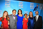 "ATWT Billy Magnussen, Sigourney Weaver, David Hyde Pierce, Kristen Nielsen, Shalita Grant, Genevieve Angelson star iin Broadway's ""Vanya and Sonia and Masha and Spike"" which had its opening night on March 14, 2013 at the Golden Theatre, New York City, New York.  (Photo by Sue Coflin/Max Photos)"