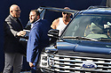 HALLANDALE BEACH, FL - JANUARY 25: Vin Diesel arrive and escort by David Grutman at the 2020 Pegasus World Cup Championship Invitational Series at Gulfstream Park on January 25, 2020 in Hallandale, Florida. ( Photo by Johnny Louis / jlnphotography.com )