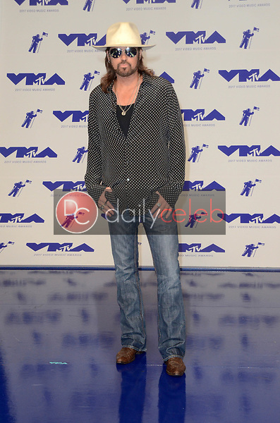 Billy Ray Cyrus<br /> at the 2017 MTV Video Music Awards, The Forum, Inglewood, CA 08-27-17<br /> David Edwards/DailyCeleb.com 818-249-4998