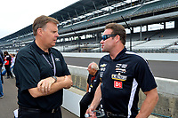 Verizon IndyCar Series<br /> Indianapolis 500 Drivers Meeting<br /> Indianapolis Motor Speedway, Indianapolis, IN USA<br /> Saturday 27 May 2017<br /> Buddy Lazier, Lazier Racing Partners Chevrolet<br /> World Copyright: F. Peirce Williams