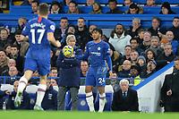 Reece James Of Chelsea FC during Chelsea vs West Ham United, Premier League Football at Stamford Bridge on 30th November 2019