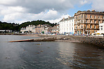 Historic buildings on the waterfront, Oban, Argyll and Bute, Scotland, UK