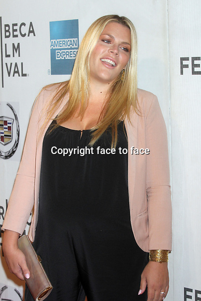 "Busy Philipps attends the world premiere of ""A Case of You"" at The 2013 Tribeca Film Festival at BMCC Tribeca Performing Arts Center in New York, 21.04.2013. .Credit: Rolf Mueller/face to face"
