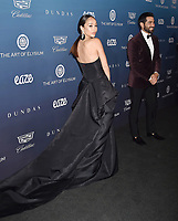 LOS ANGELES, CA - JANUARY 05: Cara Santana, Jesse Metcalf attend Michael Muller's HEAVEN, presented by The Art of Elysium at a private venue on January 5, 2019 in Los Angeles, California.<br /> CAP/ROT/TM<br /> ©TM/ROT/Capital Pictures