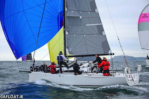 Andrew Algeo's J/99 Juggerknot Two is in the first wave of entries for Fastnet 450