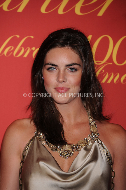 WWW.ACEPIXS.COM . . . . . ....April 30 2009, New York City....Model Hilary Rhoda arriving at the Cartier 100th Anniversary in America Celebration at Cartier Fifth Avenue Mansion on April 30, 2009 in New York City.....Please byline: KRISTIN CALLAHAN - ACEPIXS.COM.. . . . . . ..Ace Pictures, Inc:  ..tel: (212) 243 8787 or (646) 769 0430..e-mail: info@acepixs.com..web: http://www.acepixs.com