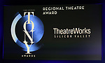 Reginal Theatre Award for TheatreWorks Silicon Valley during The 73rd Annual Tony Awards Nominations Announcement on April 30, 2019 in New York City.