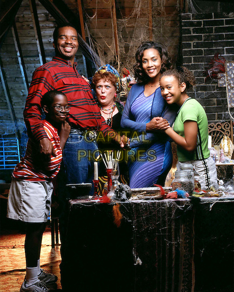 SCOTT OWEN CUMBERBATCH, DAVID ALAN GRIER, RUE McCLANAHAN, VIVICA FOX & SHADIA SIMMONS.in A Saintly Switch.Filmstill - Editorial Use Only.Ref: FB.www.capitalpictures.com.sales@capitalpictures.com.©Capital Pictures