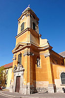 Baroque church, Eger Hungary