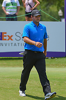 Patrick Reed (USA) heads down 10 during round 4 of the WGC FedEx St. Jude Invitational, TPC Southwind, Memphis, Tennessee, USA. 7/28/2019.<br /> Picture Ken Murray / Golffile.ie<br /> <br /> All photo usage must carry mandatory copyright credit (© Golffile | Ken Murray)