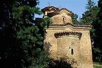 Bulgarien, Bojana-Kirche bei Sofia, Unesco-Weltkulturerbe
