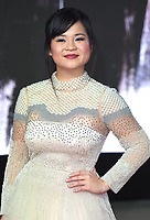 "Kelly Marie Tran<br /> arriving for the ""Star Wars: The Last Jedi"" film premiere at the Royal Albert Hall, London.<br /> <br /> <br /> ©Ash Knotek  D3363  12/12/2017"