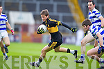 Chris Brady Dr. Crokes in action against Liam Collins Castlehaven in the Munster Senior Club Final at Pairc Ui Caoimh on Sunday