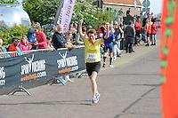 ATLETIEK: HINDELOOPEN: Hardloopwedstrijd over 5,11,16.1, 21, 32 km, ©foto Martin de Jong
