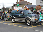 St. Patrick's day parade Ardee. Photo: Colin Bell/pressphotos.ie