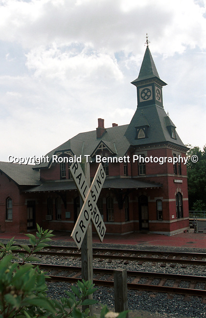 Train station Point of Rocks Maryland, Old Line State, Free State, Fine Art Photography by Ron Bennett, Fine Art, Fine Art photography, Art Photography, Copyright RonBennettPhotography.com ©