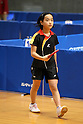 Mima Ito, JANUARY 20, 2011 - Table Tennis : All Japan Table Tennis Championships, Women's Singles 2nd Round at Tokyo Metropolitan Gymnasium, Tokyo, Japan. (Photo by Daiju Kitamura/AFLO SPORT) [1045]..
