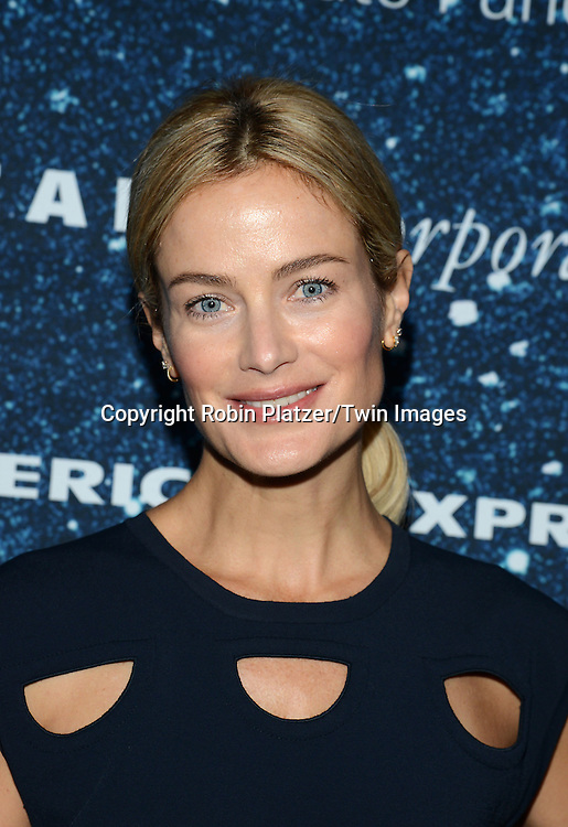 Carolyn Murphy attends the Stella McCartney Honored by Lincoln Center at Gala on November 13, 2014 at Alice Tully Hall in New York City, USA. She was given the Women's Leadership Award which was presented bythe LIncoln Center for the Performing Arts' Corporate Fund.<br /> <br /> photo by Robin Platzer/Twin Images<br />  <br /> phone number 212-935-0770