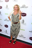 LOS ANGELES - AUG 1:  Nicole Sullivan at the A CATbaret! - A Celebrity Musical Celebration of the Alluring Feline at the Avalon on August 1, 2015 in Los Angeles, CA