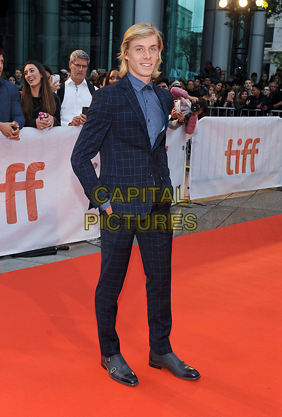 07 September 2017 - Toronto, Ontario Canada - Denis Shapovalov. 2017 Toronto International Film Festival - &quot;Borg/McEnroe&quot; Premiere held at Roy Thomson Hall. <br /> CAP/ADM/BPC<br /> &copy;BPC/ADM/Capital Pictures