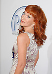 LOS ANGELES, CA. - January 24: Actress Kathy Griffin arrives at the 20th Annual Producer's Guild Awards at the The Hollywood Palladium on January 24, 2009 in Los Angeles, California.