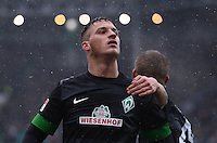 Fussball 1. Bundesliga :  Saison   2012/2013   9. Spieltag  27.10.2012 SpVgg Greuther Fuerth - SV Werder Bremen Marko Arnautovic (SV Werder Bremen)