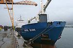 Greenore Port Seisure