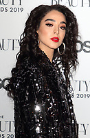 The Beauty Awards 2019 - VIP Pink Carpet at City Central at the HAC, Chiswell St, London on November 25th 2019<br /> <br /> Photo by Keith Mayhew