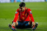 during the Qualifiers - Group F to Euro 2020 football match between Spain and Norway on 23th March, 2019 in Valencia, Spain. (ALTERPHOTOS/Manu R.B.)<br /> Valencia 23-03-2019 <br /> Football Qualifying match Euro2020<br /> Spain Vs Norway <br /> foto Alterphotos/Insidefoto <br /> ITALY ONLY
