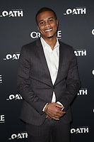 07 March 2018 - Culver City, California - Cory Hardrict. &quot;The Oath&quot; TV Series Los Angeles Premiere held at Sony Pictures Studios.   <br /> CAP/ADM/FS<br /> &copy;FS/ADM/Capital Pictures