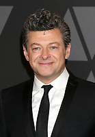 HOLLYWOOD, CA - NOVEMBER 11: Andy Serkis at the AMPAS 9th Annual Governors Awards at the Dolby Ballroom in Hollywood, California on November 11, 2017. <br /> CAP/MPI/DE<br /> &copy;DE/MPI/Capital Pictures